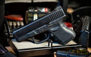 Small Handgun Safe